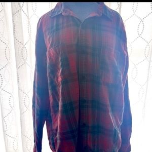Hot topic rude flannel
